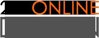 24/7 Online Design Retina Logo