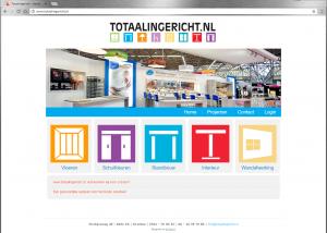 totaalingericht.nl gemaakt door 247od
